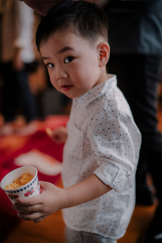 Family Photoshoot – Boy