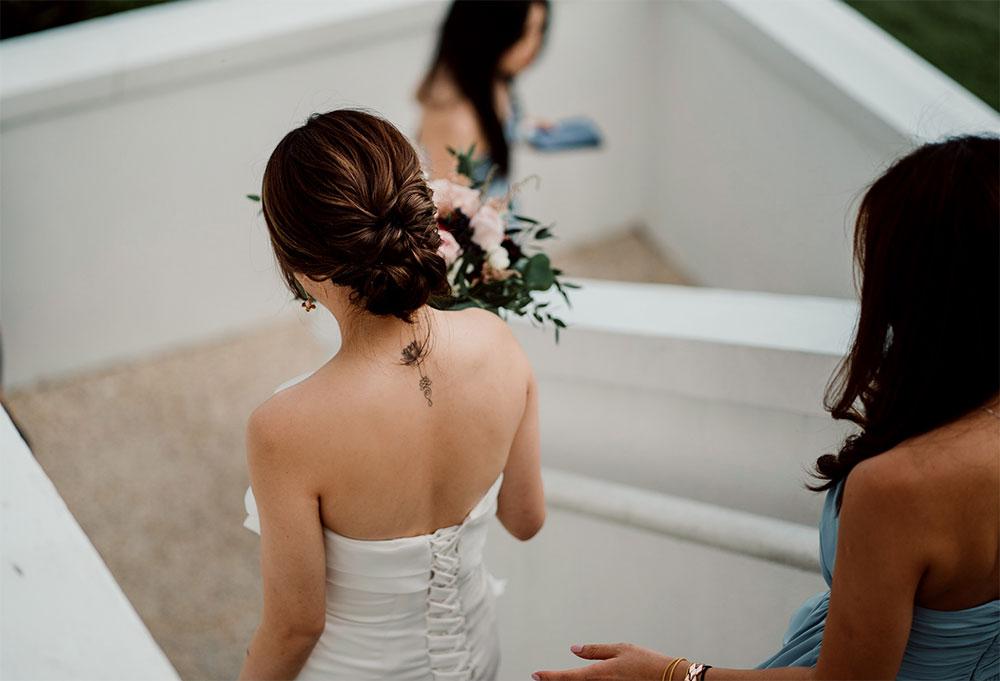Actual Day Wedding Photography - Daniel & Fay