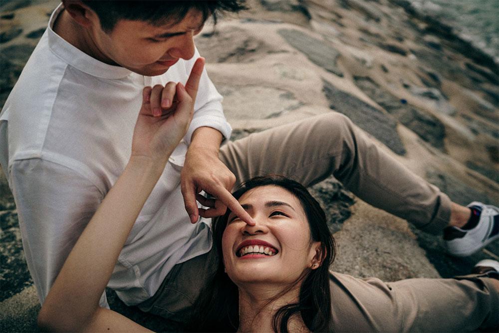 Pre Wedding Photography – Jaslyn & Chin Yong