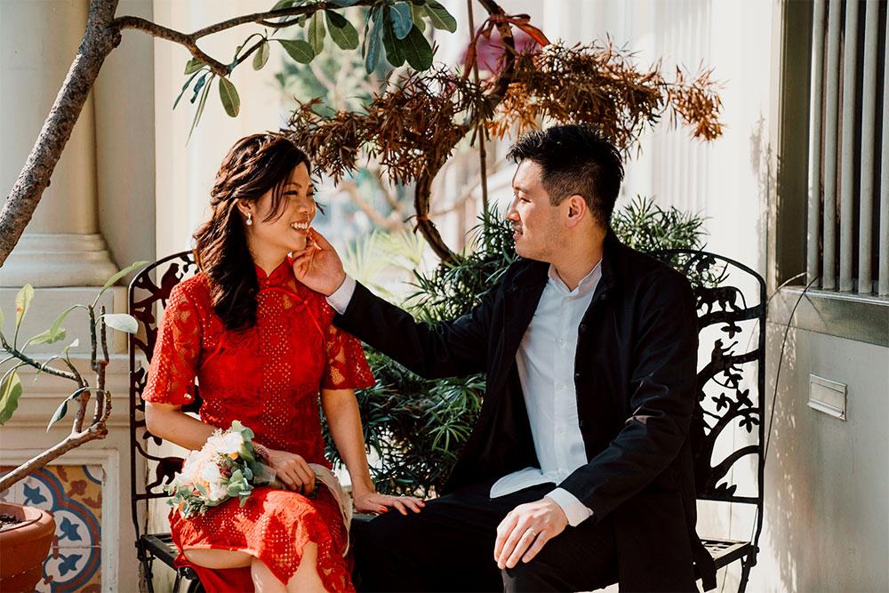 Pre Wedding Photography – Colin & Cheryl