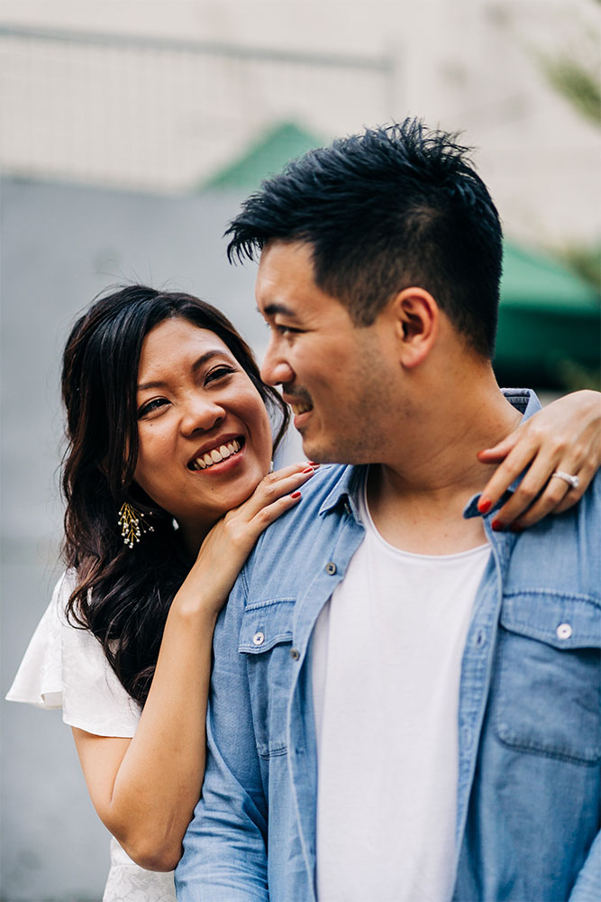Pre Wedding Photography - Colin & Cheryl