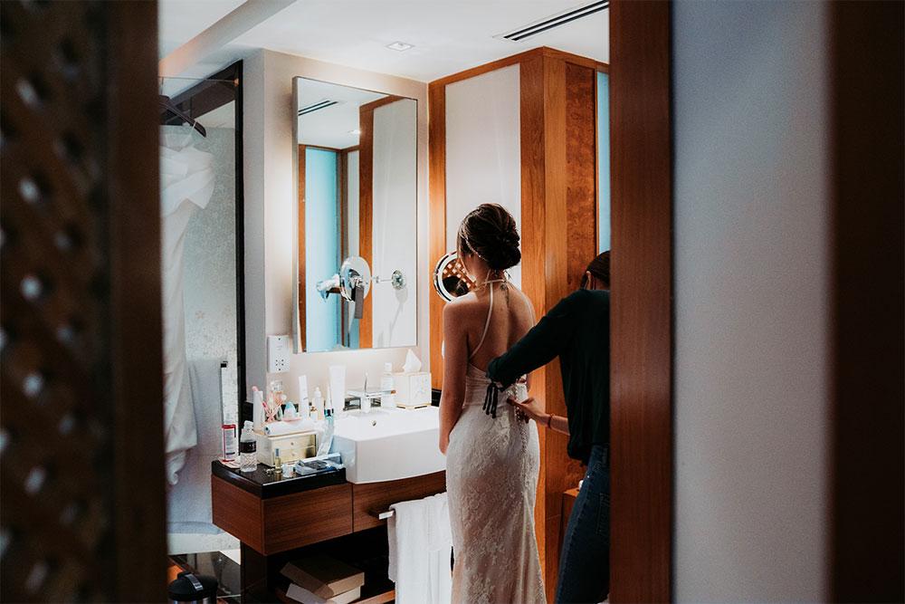 Actual Day Wedding Photography - Fay Tan & Daniel Ong