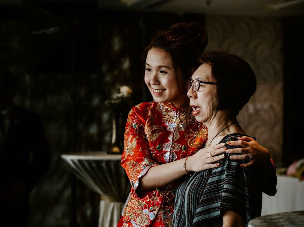 Actual Day Wedding Photography - Regina Chua & Wei An