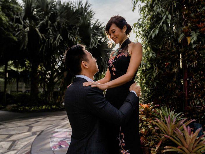Pre Wedding Photoshoot - Shawn & Geraldine